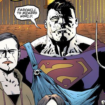 Superman #42 cover by Patrick Gleason and John Kalisz