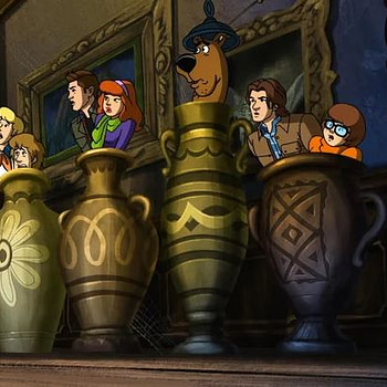 supernatural scooby-doo crossover
