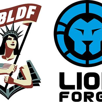 CBLDF Lion Forge