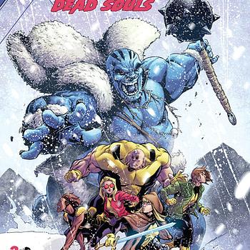 New Mutants: Dead Souls #2