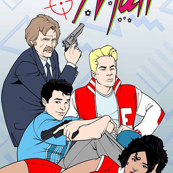 the mall Scout Comics July 2018 Solicits