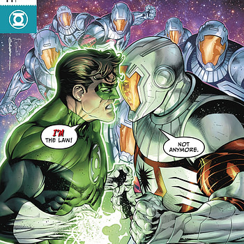 Hal Jordan and the Green Lantern Corps #44 cover by Rafa Sandoval, Jordi Tarragona, and Tomeu Morey