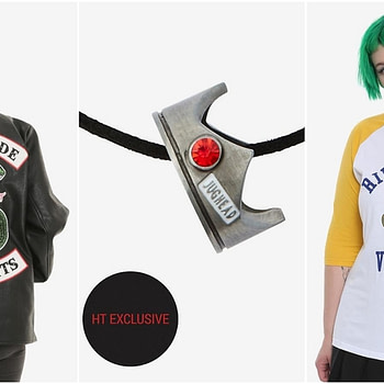 hot topic riverdale merch