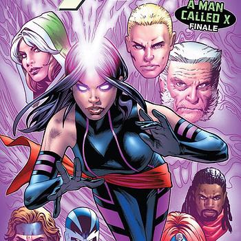 Astonishing X-Men #12 cover by Greg Land and Edgar Delgado