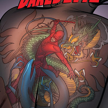 Daredevil #604 cover by Chris Sprouse and Marte Gracia