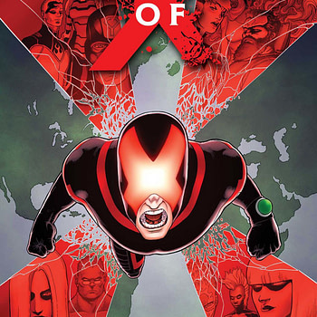 Death of X Cyclops
