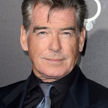 """Pierce Brosnan at the AMC's """"The Son"""" Season One LA Premiere at ArcLight Theater on April 3, 2017 in Los Angeles, CA"""