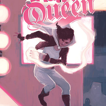 Vagrant Queen #1 cover by Natasha Alterici
