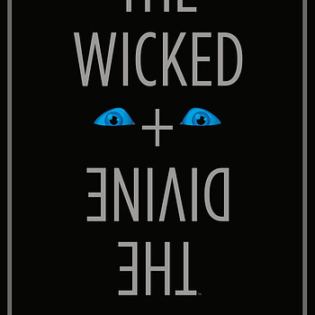 Wicked + Divine #37 cover by Jamie McKelvie