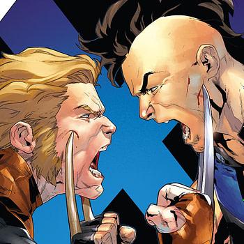 X-Men: Blue #30 cover by R.B. Silva and Rain Beredo