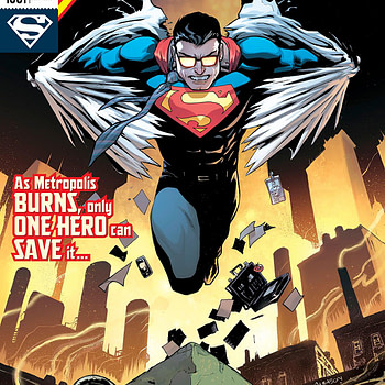 Superman: Action Comics #1001 cover by Patrick Gleason and Brad Anderson