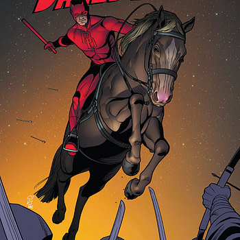Daredevil #605 cover by Chris Sprouse and Marte Gracia
