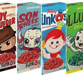 Funko FunkO's Cereal Collage