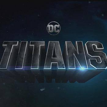 dc titans trailer
