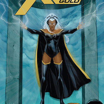 X-Men: Gold #33 cover by Phil Noto