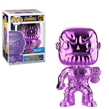 Funko Chrome Thanos Purple