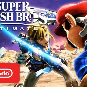 Super Smash Bros. Ultimate - More Fighters, More Battles, More Fun - Nintendo Switch