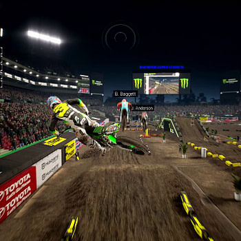 Monster Energy Supercross - The Official Videogame 2 - First Full Gameplay