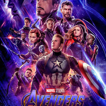 Avengers Engame Poster