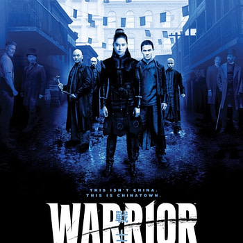 Warrior Cinemax - Poster 2