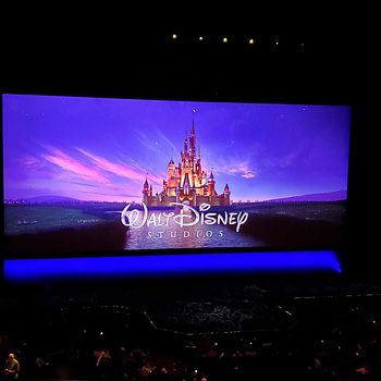 Walt Disney Studios Presentation Live Blog at Cinemacon