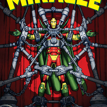 "Tom King is Working on the ""Follow-Up"" to Mister Miracle and Vision"