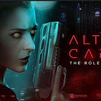 Hunters Entertainment Brings 'Altered Carbon' to RPG Arena
