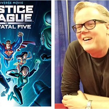 'Justice League Vs The Fatal Five' Executive Producer Bruce Timm Interview (VIDEO)