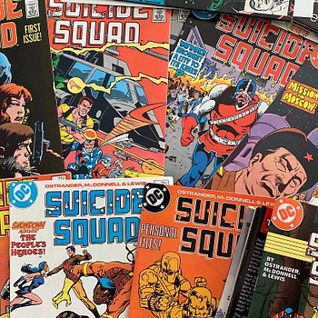 Probable Inspiration: James Gunn Loves John Ostrander's Run of Suicide Squad