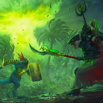 """Total War: Warhammer II Announces """"The Prophet and The Warlock"""" DLC"""