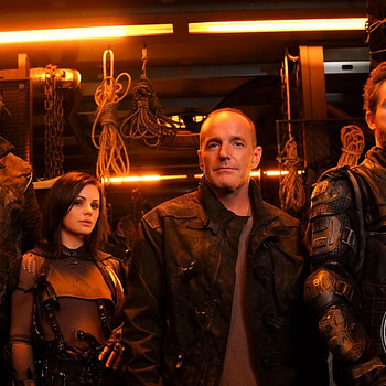 Here's a Look at Sarge's Crew from 'Agents of SHIELD'