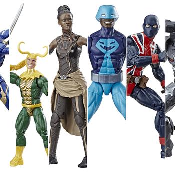 Hasbro Reveals New Avengers: Endgame Marvel Legends and Nano Gauntlet