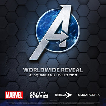 Marvel Confirms Square Enix To Reveal Avengers