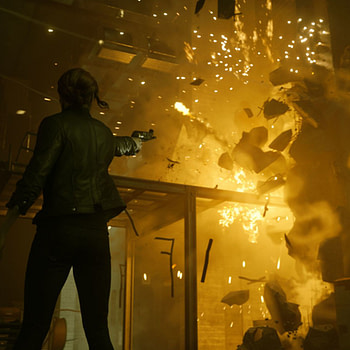 """Remedy's """"Control"""" is Strange, Intriguing, and Absolutely Stunning"""