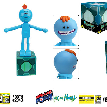 Exclusive: Two Rick and Morty SDCC Exclusives From Entertainment Earth