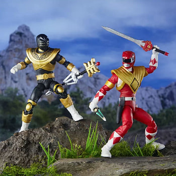Power Rangers Lightning Collection Red Ranger Jason Figure Pack Coming to SDCC