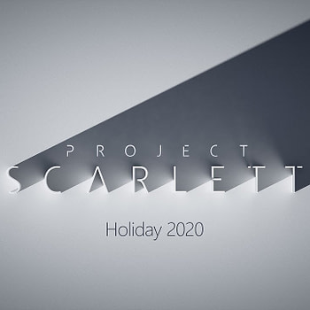 "Microsoft Announces ""Project Scarlett"" Their Next Xbox Console"