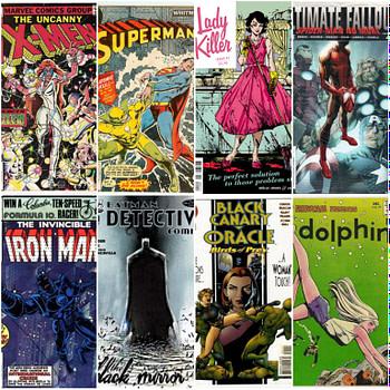 Comic Store in Your Future