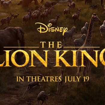 Tickets Now On Sale for The Lion King, 3 New Posters, Plus a New TV Spot