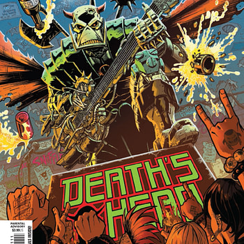 Wiccan and Hulkling Return in Death's Head #1 [Preview]