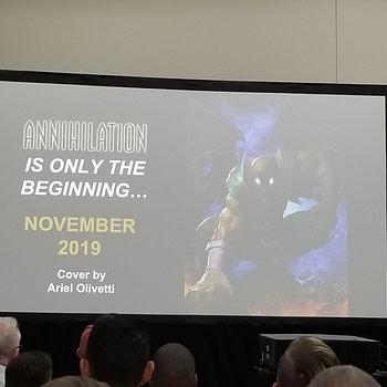 Marvel Cosmic Heads Toward Annihilation in November