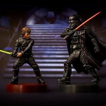 """Star Wars: Legion"" Previews Galactic Father/Son Reunion"