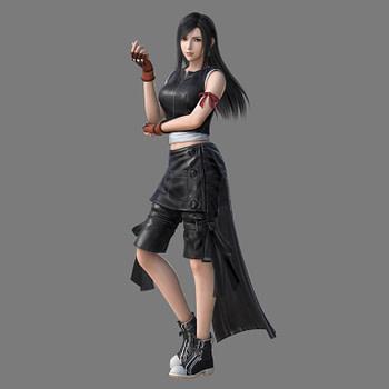 "Tifa Lockhart Officially Joins ""Dissidia Final Fantasy NT"" Today"