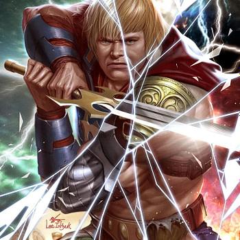 Tim Seeley, Dan Fraga Take He-Man to the Multiverse in November