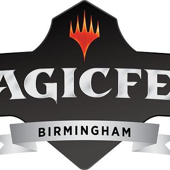 MagicFest Birmingham logo
