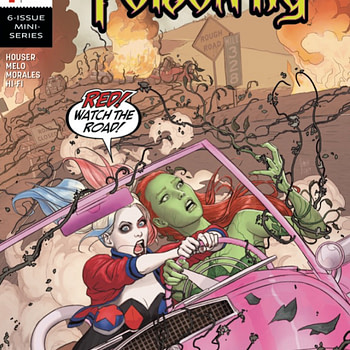 EXCLUSIVE Harley Quinn & Poison Ivy #1 Preview