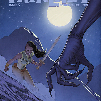 Don't Leave: Fairlady Cancelled At Issue Five