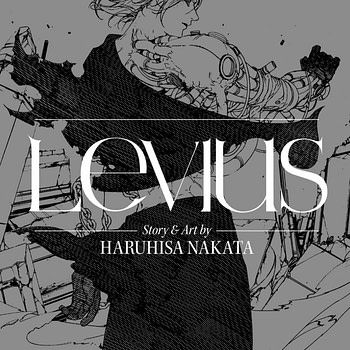 """Levius"" is a Lavish, Gorgeous and Violent Steampunk MMA Manga [Review]"