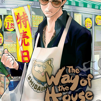 """Way of the Househusband"" Vol. 1: Screwball Comedy About a Domesticated Yakuza"