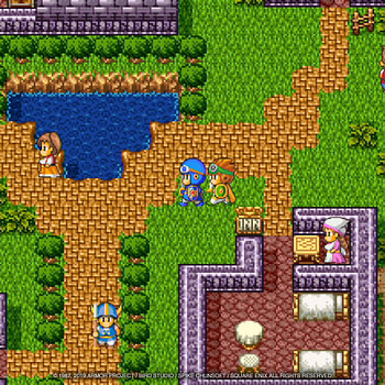 "The First Three ""Dragon Quest"" Games Are Coming To The Switch"